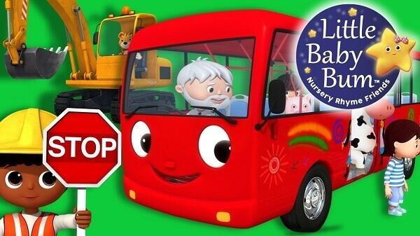 Τροχοί στο λεωφορείο