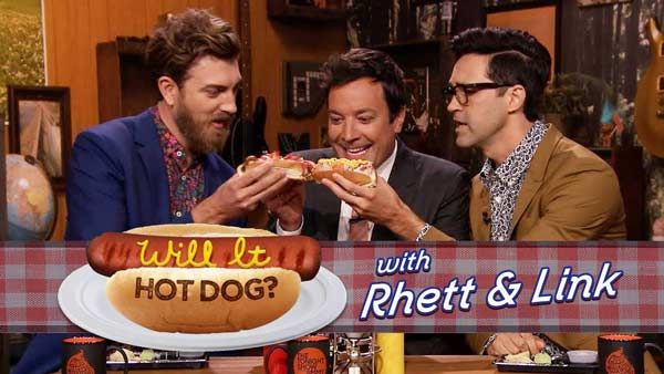 Bude to hot dog