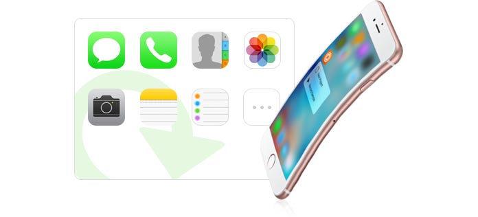 Odzyskaj dane z gięcia iPhone'a